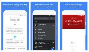 Aplikacja Telefon zmienia profil