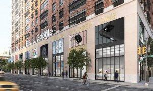 Google otwiera własny sklep stacjonarny