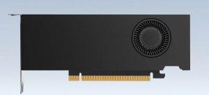 Nvidia zaprezentowała kartę RTX A2000