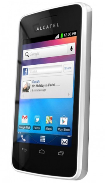 ALCATEL 4010X One Touch T''Pop
