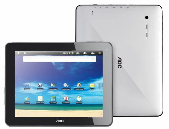 AOC MG97DR-16 Breeze Tab 9.7