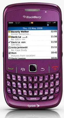 BLACKBERRY 8530 Curve