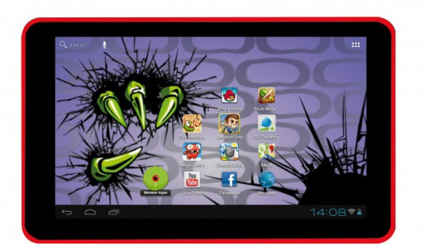 EASYPIX MonsterPad Red Ninja Dual Core