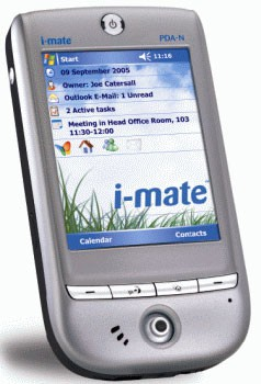 I-MATE PDA-N (HTC Galaxy)