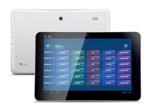 iBALL Edu-Slide i1017