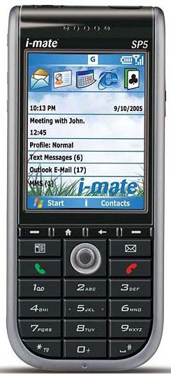I-MATE SP5 (HTC Tornado)