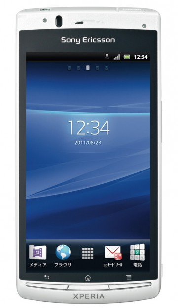 SONY SO-02C Xperia Acro