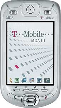 T-MOBILE MDA III (HTC Blueangel)